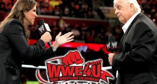 Stephanie McMahon & Dusty Rhodes EX