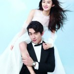 [Feature] Lin Gengxin and Zhao Liying pair up for Cosmo Bride