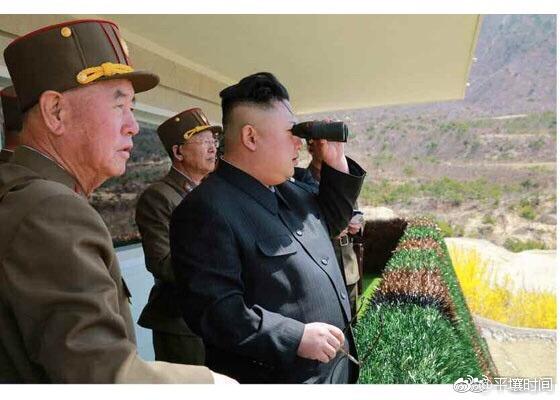 """acc2a602gy1fekxx8vyoaj20fk0b43zx Ким Чен Ын и """"кукурузники"""". В Северной Корее прошли соревнования среди подразделений спецназа."""