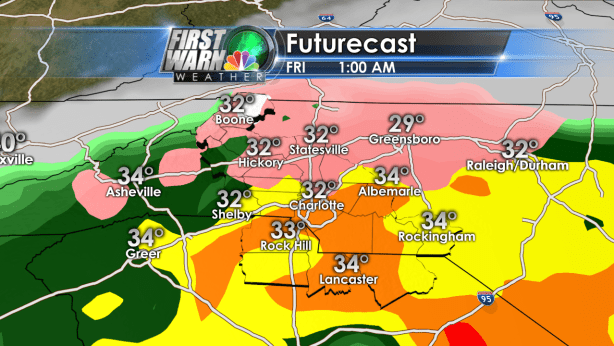Futurecast HD 68 hours  Temps3