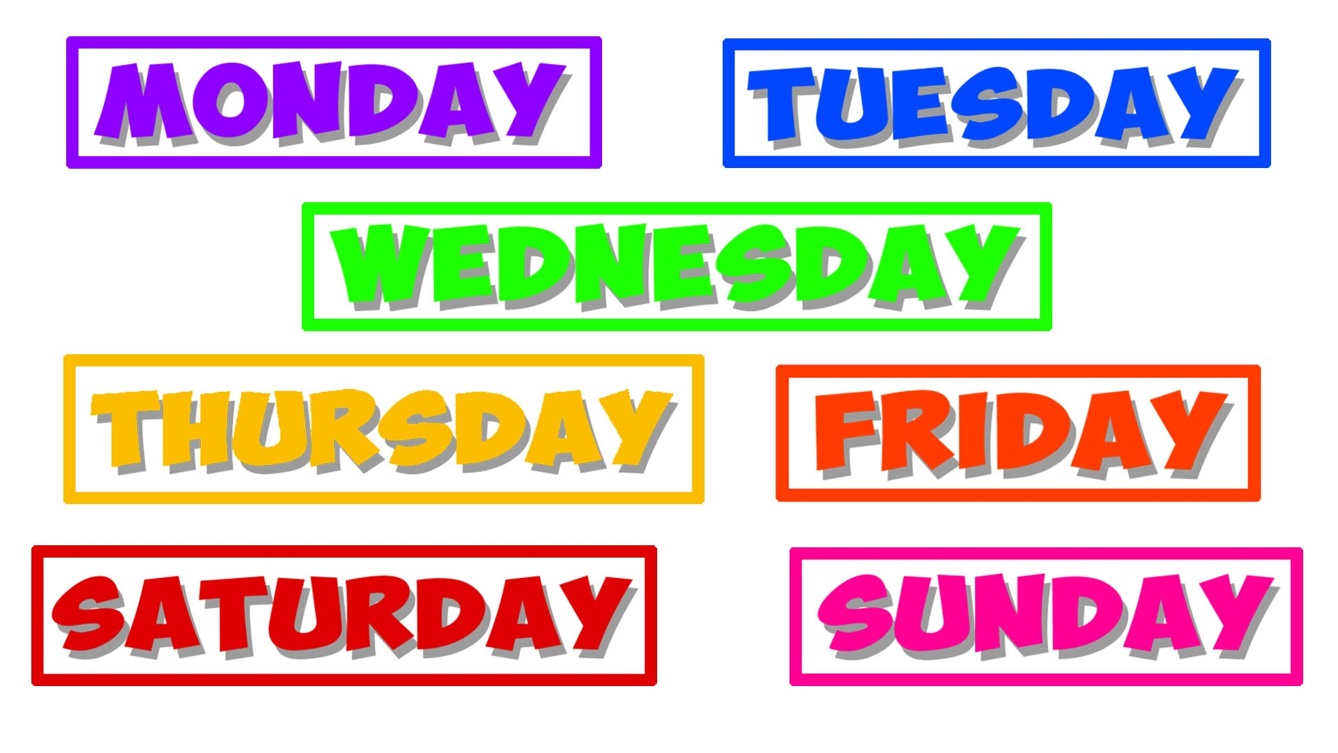 A Little Cooler And Does The Day Of The Week Influence The