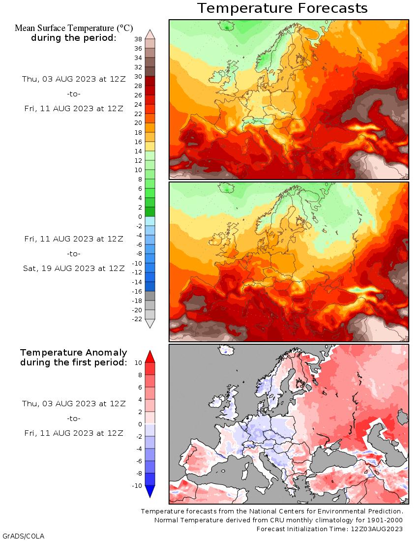 Winter in Europa