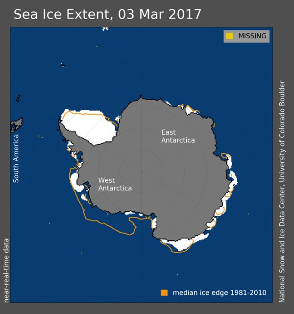 The World's Ice Is Disappearing. This Winter Was a Prime ...