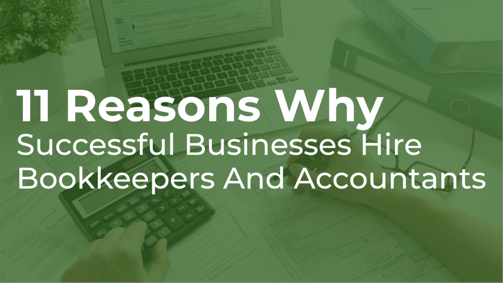 hire bookkeepers and accountant