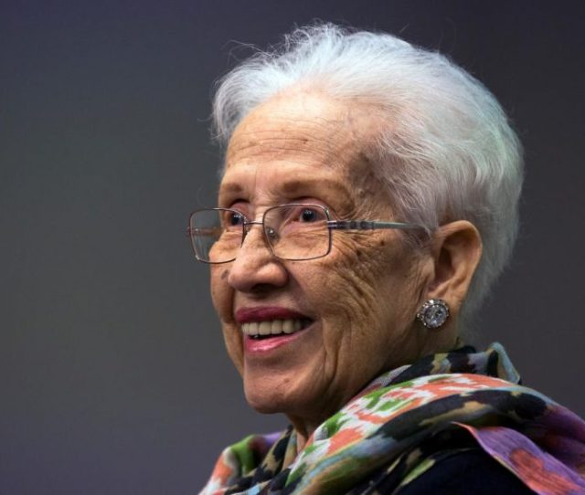 Katherine Johnson A Pioneering Black Mathematician And One Of