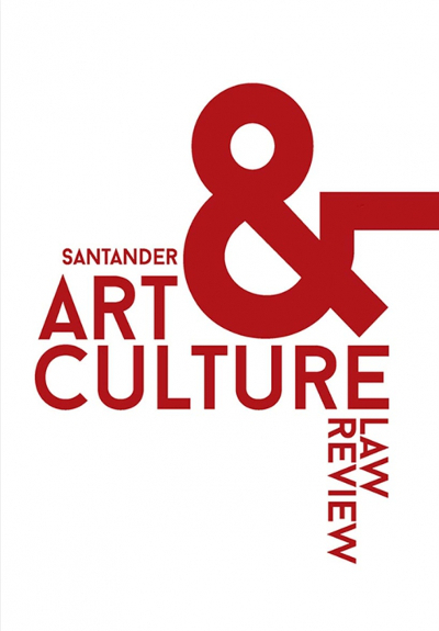 Santander Art and Culture Law Review, nr 1/2015