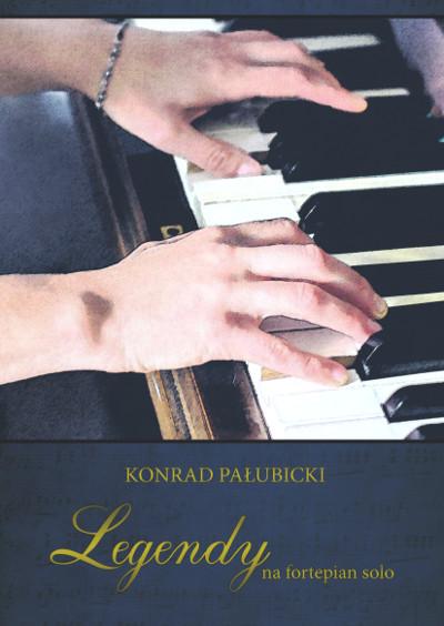 Legendy na fortepian solo (nuty)