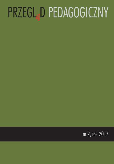 Przegląd Pedagogiczny nr 2/2017