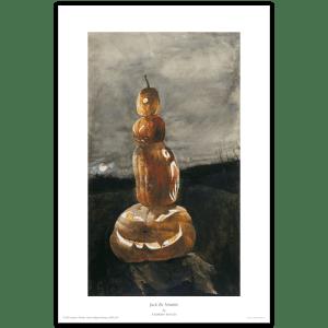 Jack Be Nimble Andrew Wyeth