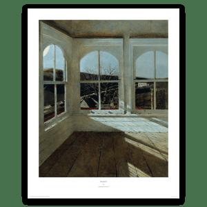 Andrew Wyeth Renfield Print