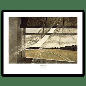 Master Bedroom by Andrew Wyeth   Wyeth Print Gallery : Wyeth ...