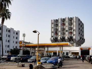 Śliczny przykład afrykańskiego modernizmu