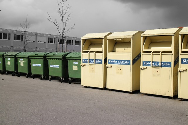 Recycling Centres aren't pretty but they are magical! Photo by Pixabay user Antranias