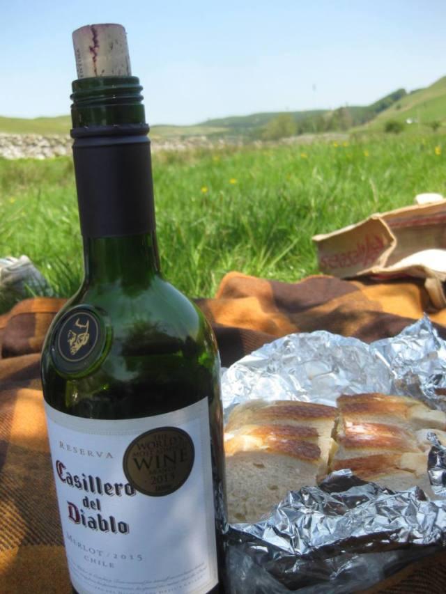 wine picnic alleviate pressure when overwhelmed wyldeandfree.com