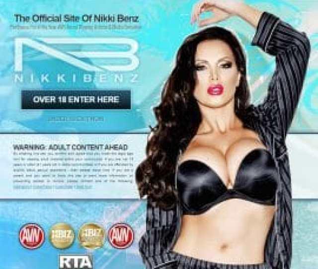 Nikki Benz Official Site