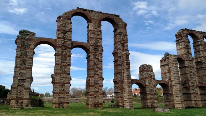 Aqueduct at Mérida
