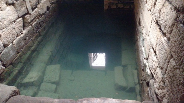 Tower Cistern