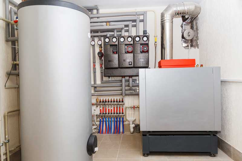 Boiler & Furnace Installation in Central CT | Wyman Energy