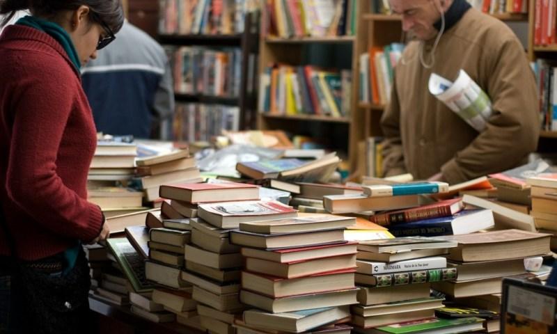 Der, der nicht genannt werden darf: die Frankfurter Buchmesse 2014