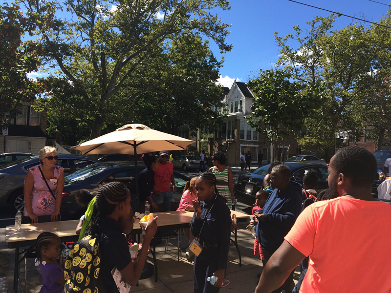 Photos from our Back to School Event – August 22, 2016