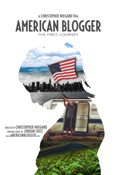 American Blogger - The First Journey Poster - 1667x2500