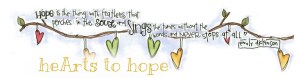 hope is the thing no4