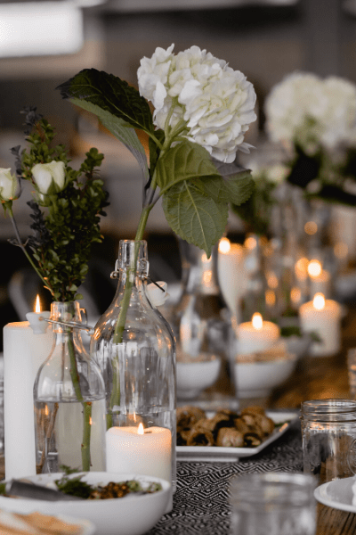 dinner party and entertaining recipes