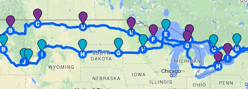 Route Planning, Round 2