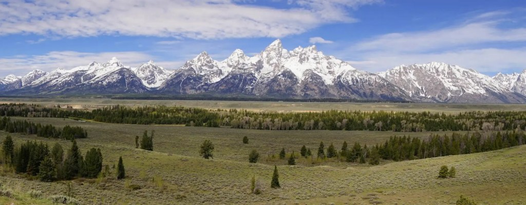 Westward Ho: Wyoming to Idaho