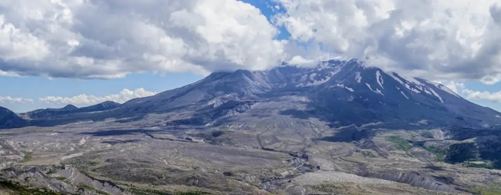 Seeing Mount St. Helens