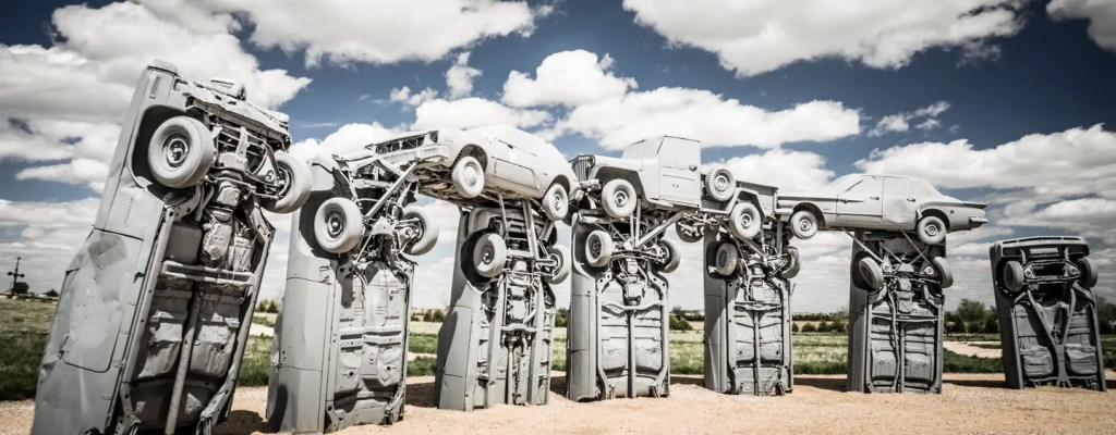 Freaky Friday: Carhenge