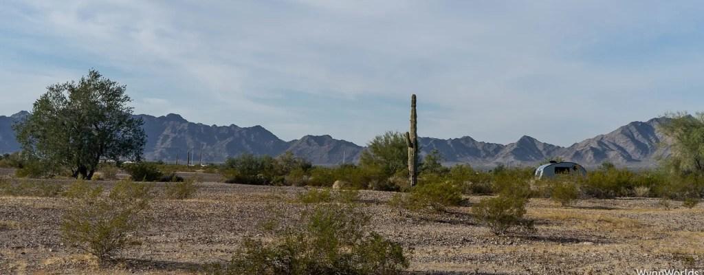 Sunday Serenity: Desert Air
