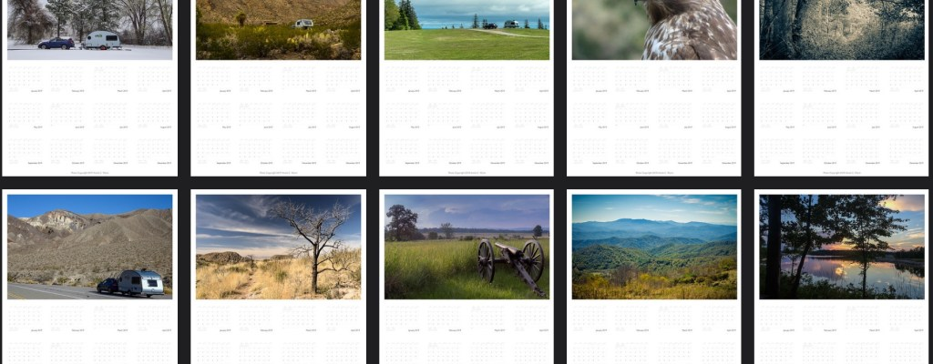 Friday Fun: Free Calendars!