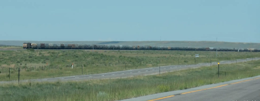 Wyoming Trains