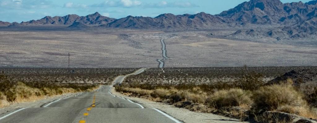 Roadtripping: Route 62, California
