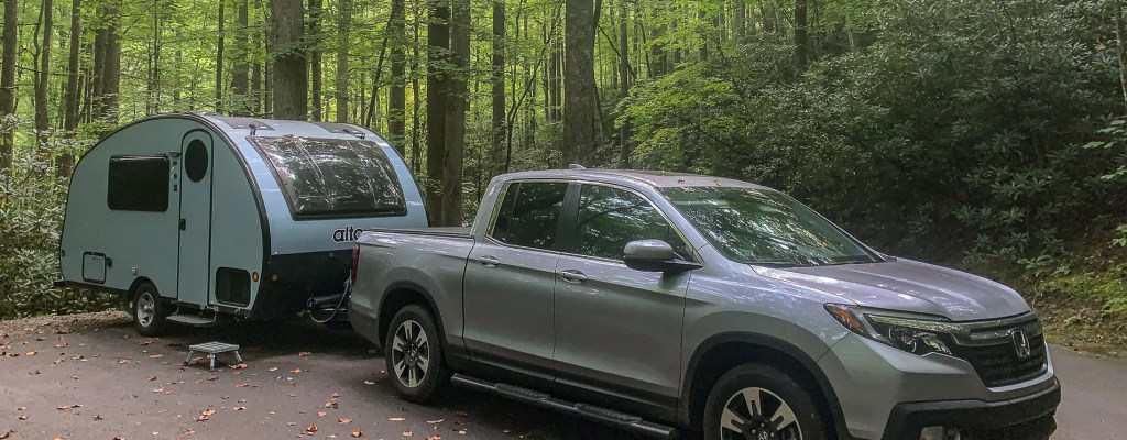 Towing with the Ridgeline