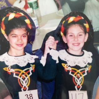 Oona megan early feis years