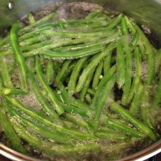 Blanched Haricort Vert