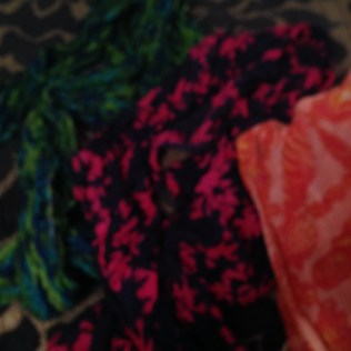 Other Lilly scarfs I own