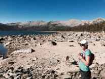Documenting the effects of climate change:dam building, Christina Lake, USFS land, October 17, 2015. (Courtesy Amber Wilson)