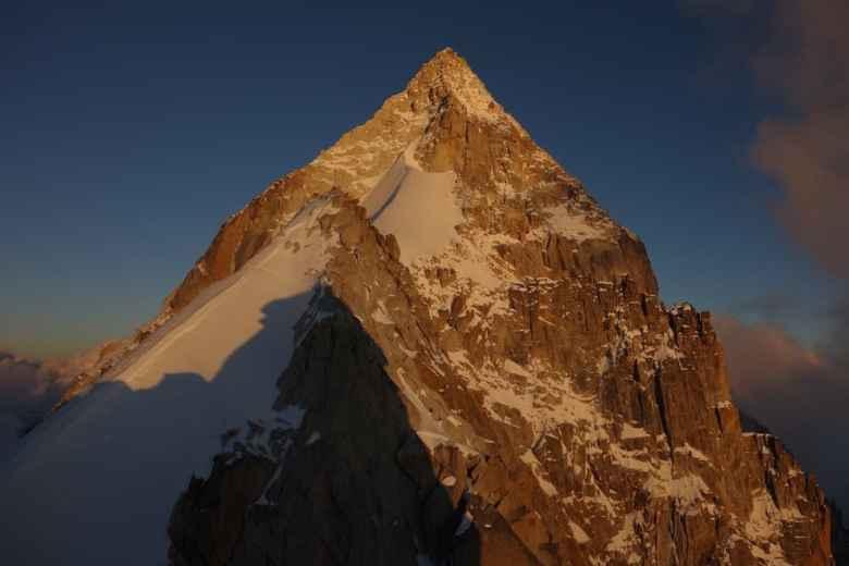 Wyoming climber and writer Mark Jenkins traveled to Burma to climb and measure Hkabo Razi. (Mark Jenkins)
