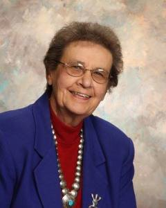 Audrey Cotherman is a former Wyoming Assistant Superintendent of Public Instruction and past Director of the Wyoming Humanities Council. (Photo courtesy of Audrey Cotherman)