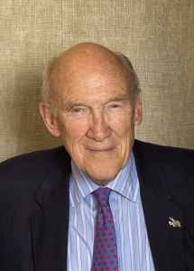Al Simpson, who served 20 years as one of Wyoming's senators