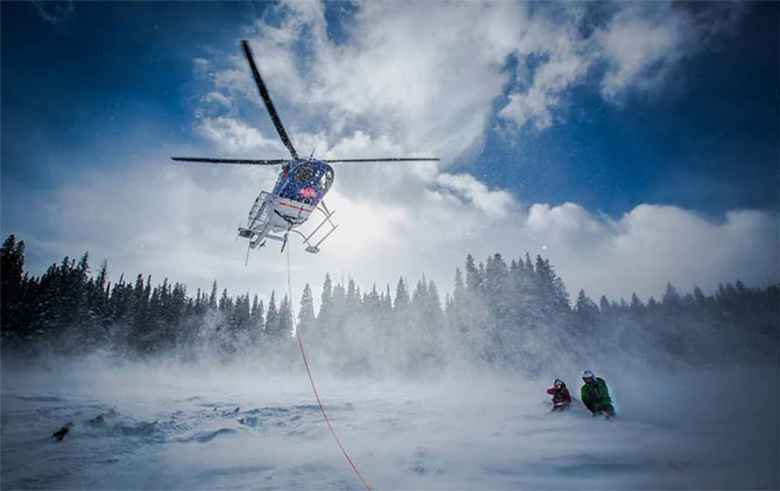 Members of Teton County Search and Rescue work last winter while filming Backcountry Rescue. The show debuted Monday on the Outdoor Channel. – Outdoor Channel Photo
