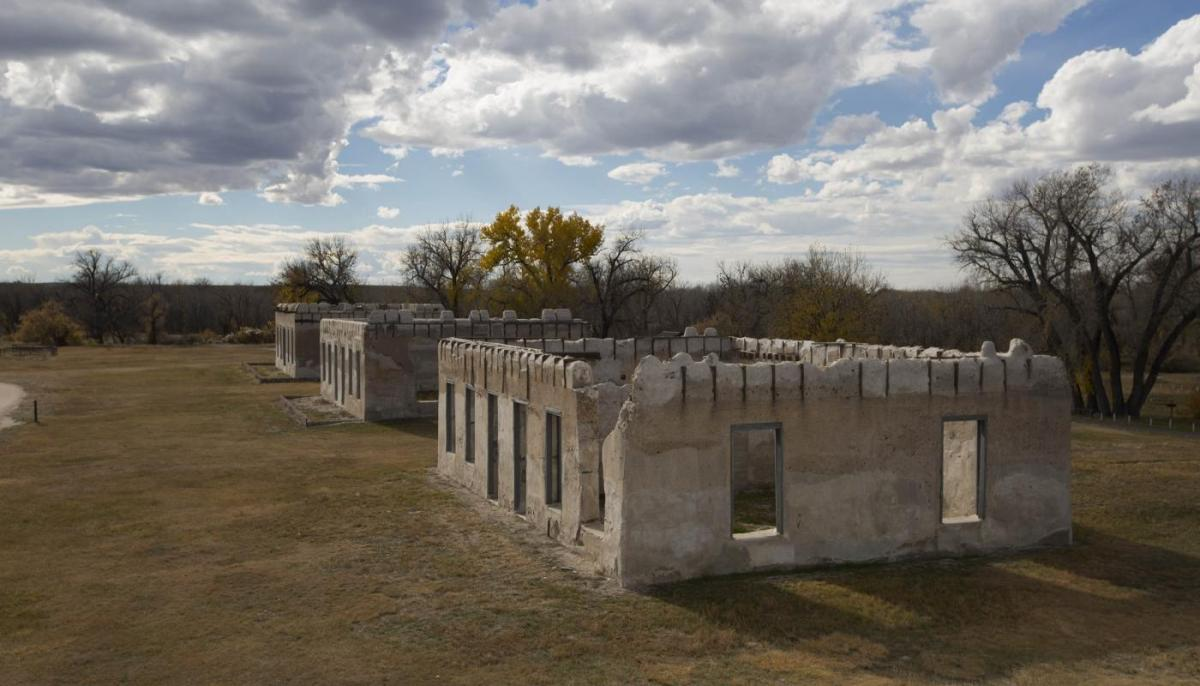Fort Laramie Wyoming
