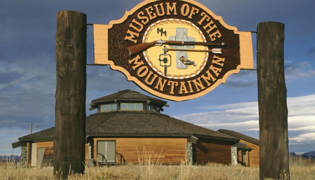 Mountain Man Museum Wyoming