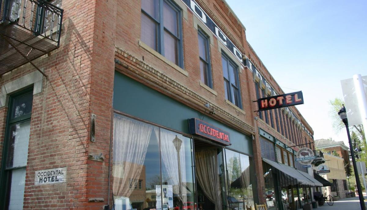 Occidental Hotel Wyoming