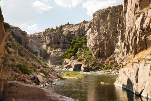 Alcova Reservoir Casper Wyoming