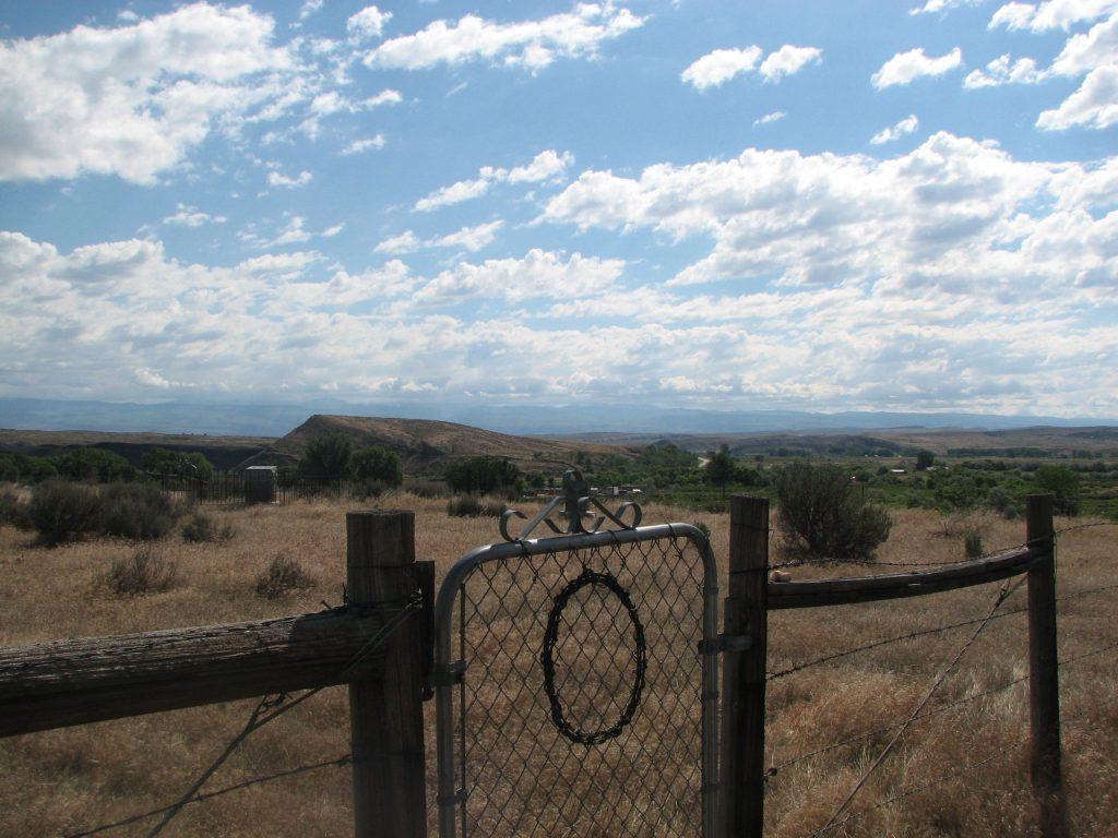 Bonanza Cemetery, Big Horn County, Wyoming