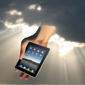 The iPad Arriveth